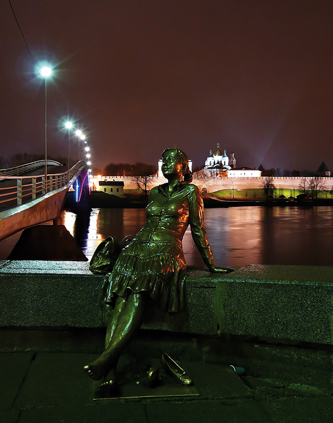 "фото ""мокрая туристка"" метки: архитектура, пейзаж, ночь"