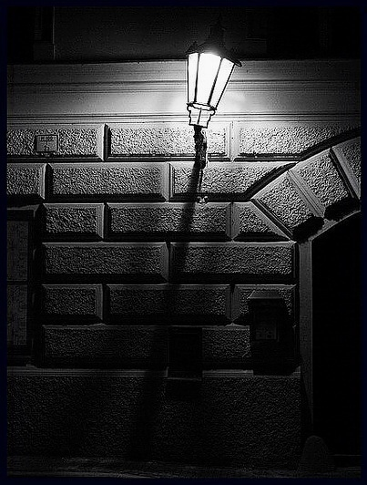 "photo ""Люкарна а стена"" tags: black&white,"