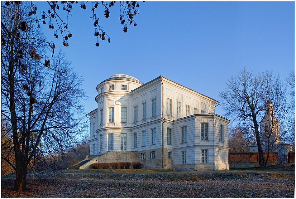 "photo ""A pearl of Bogoroditsk"" tags: architecture, travel, landscape, Europe"