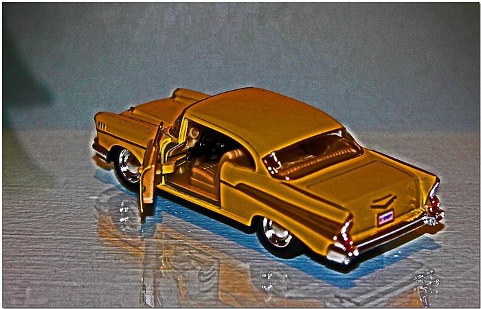 """photo """"'57 Gold"""" tags: macro and close-up, still life,"""