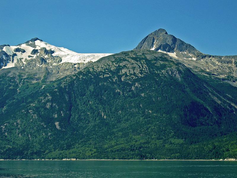 "photo ""Snow Mountain"" tags: landscape, mountains"