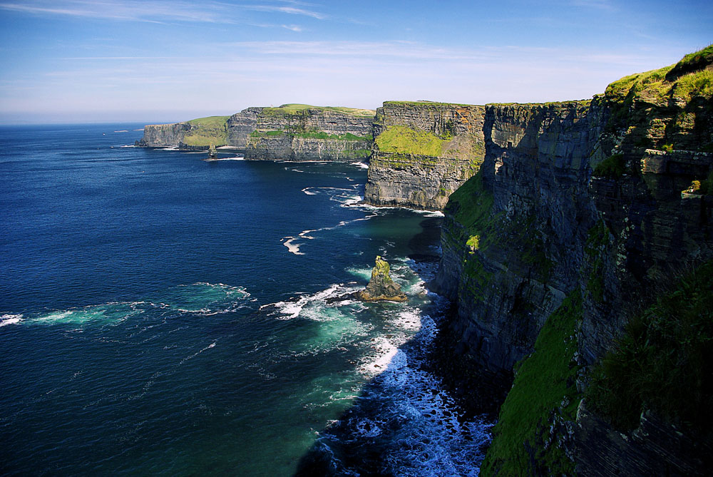 "photo ""Cliffs Of Moher III"" tags: landscape,"