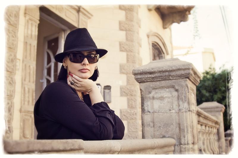 "photo ""* * *"" tags: portrait, glamour, woman"
