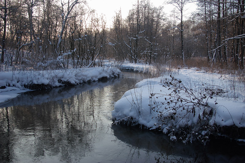 "photo ""***"" tags: landscape, water, winter"
