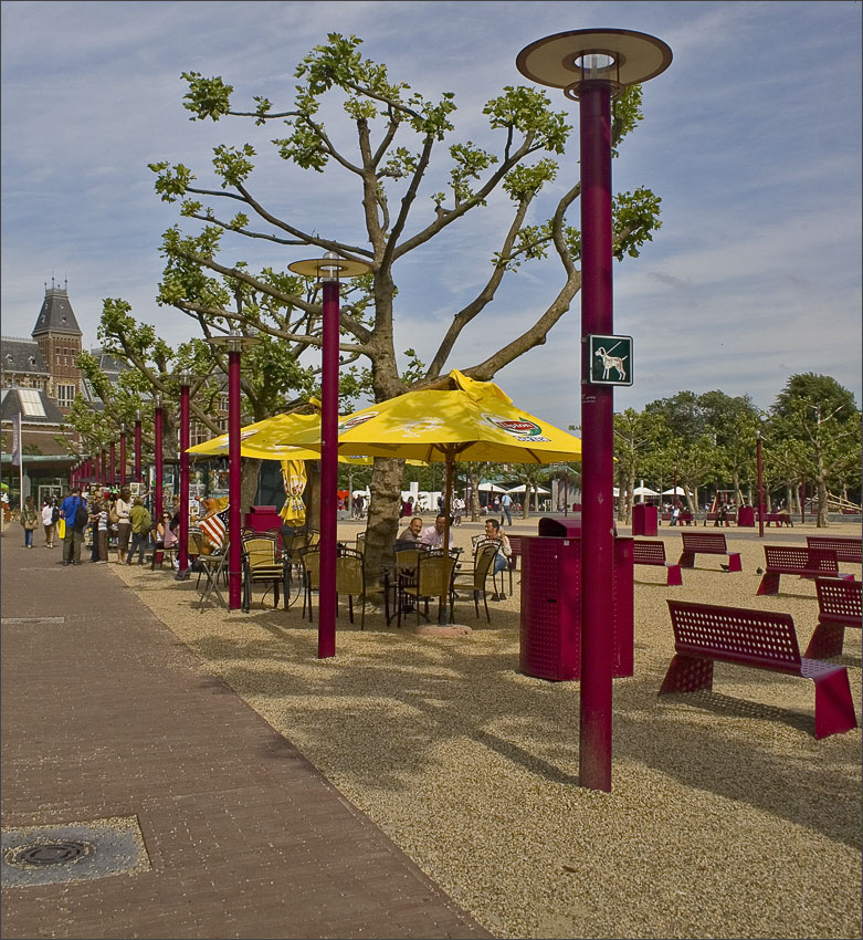"photo ""Lanterns Amsterdam"" tags: landscape, travel, Europe, summer"