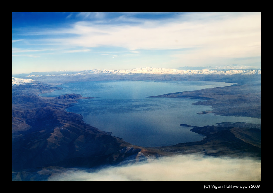 "photo ""Above the Sevan"" tags: travel, landscape,"