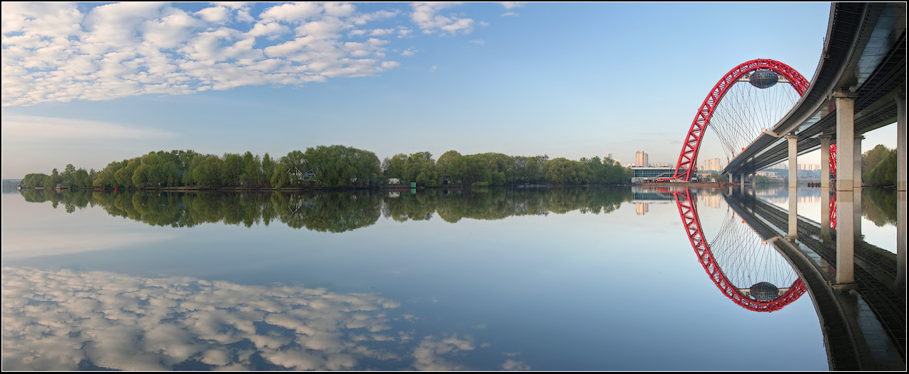 "photo ""is also Moscow"" tags: city, landscape, water"
