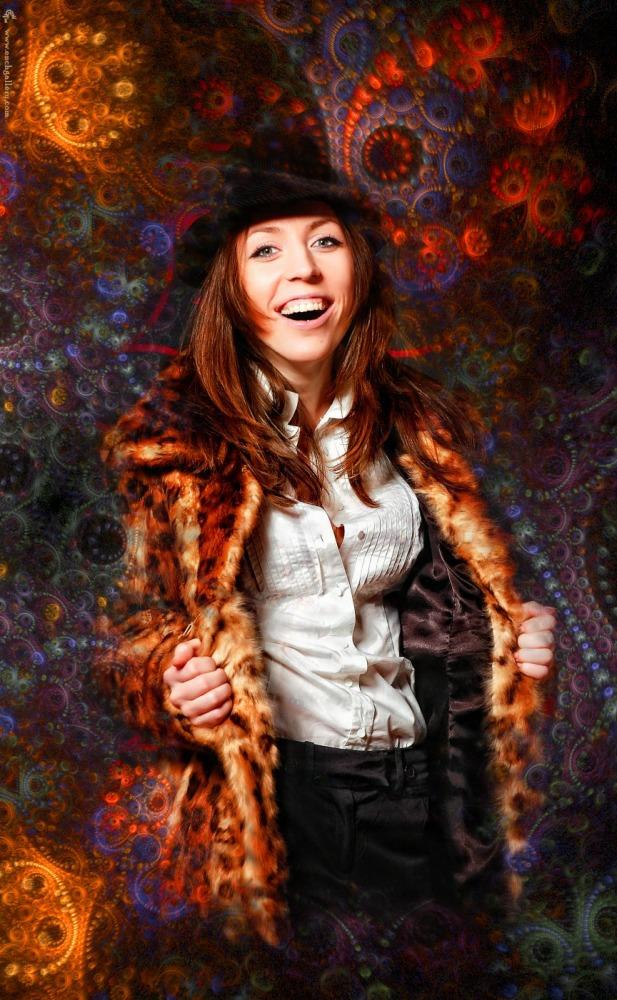 "photo ""***"" tags: portrait, digital art, woman"