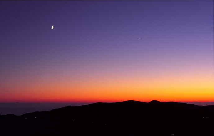"""photo """"nocturn mountain landscape"""" tags: landscape, mountains"""