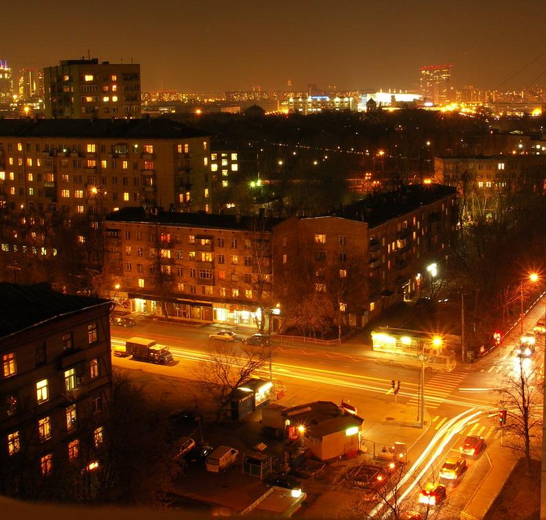 "фото ""Московские окна"" метки: архитектура, город, пейзаж,"