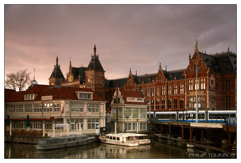 "photo ""Amsterdam"" tags: architecture, travel, landscape, Europe"