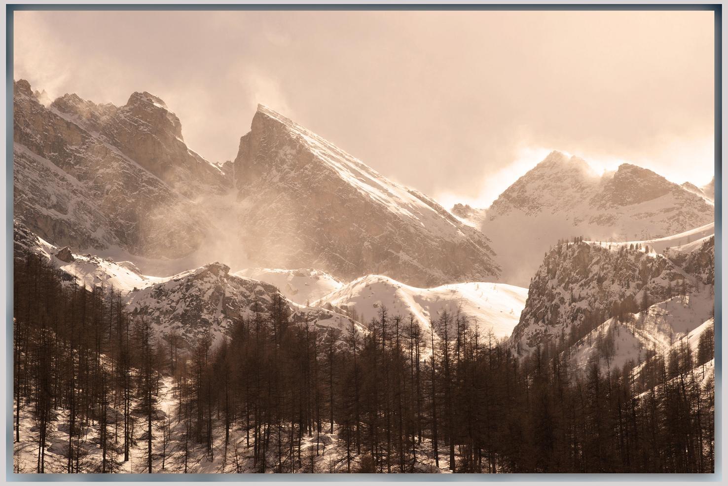 """фото """"Mountain Landscape (5)"""" метки: пейзаж, горы"""