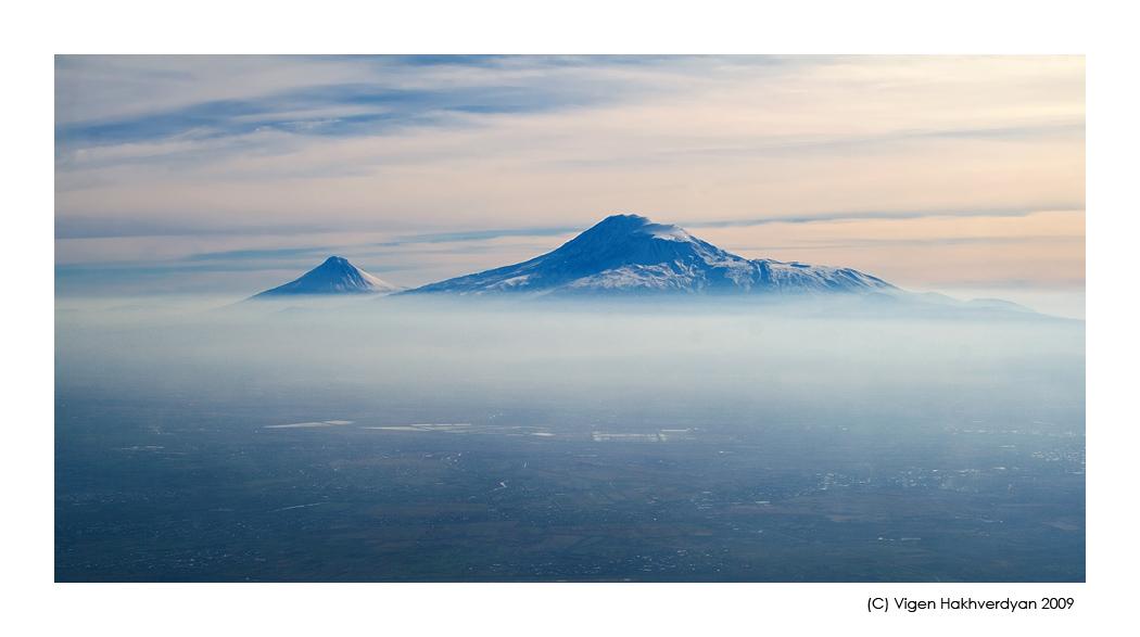 "photo ""Above the Ararat 2"" tags: landscape, travel, mountains"