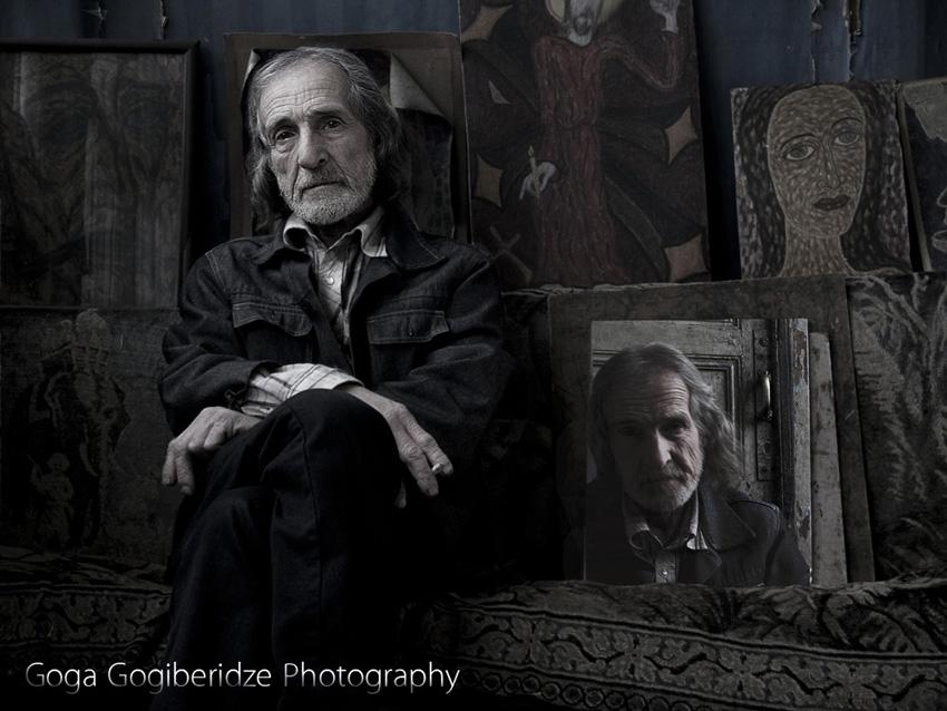 """фото """"Painter"""" метки: портрет, мужчина"""