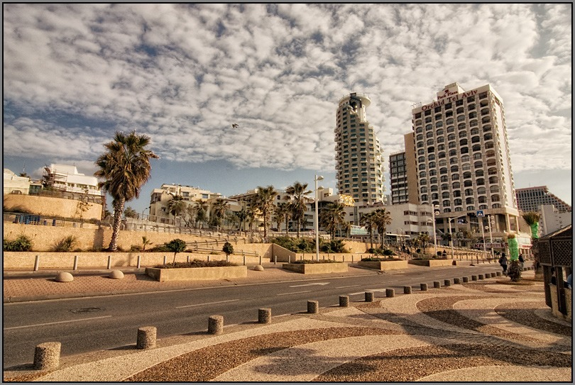 """фото """"Tel-Aviv 2578"""" метки: архитектура, город, пейзаж,"""