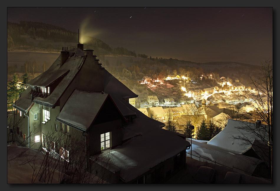 """фото """"20 метров от места ночлега-6"""" метки: пейзаж, горы, ночь"""