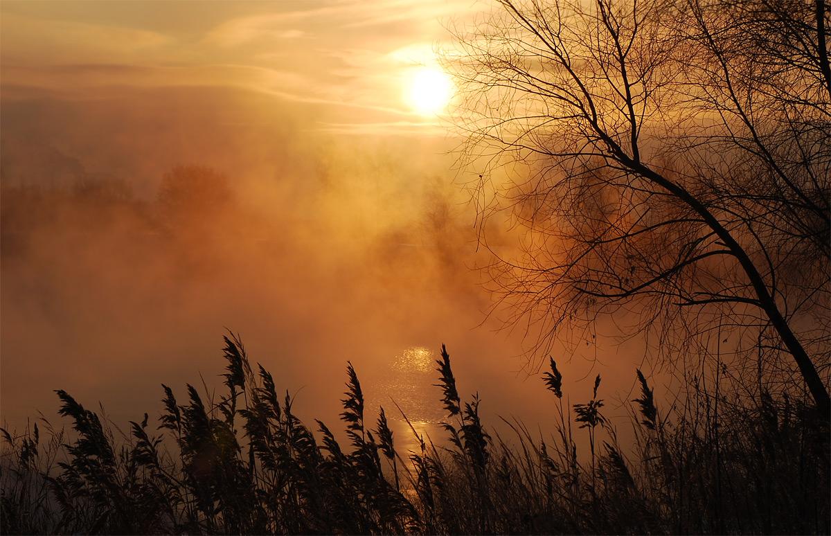"""фото """"Колдовские минуты.##"""" метки: пейзаж, закат"""