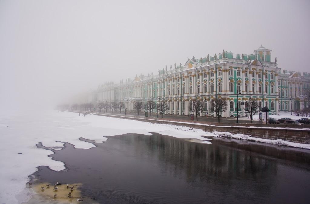 "photo ""***"" tags: architecture, landscape, winter"
