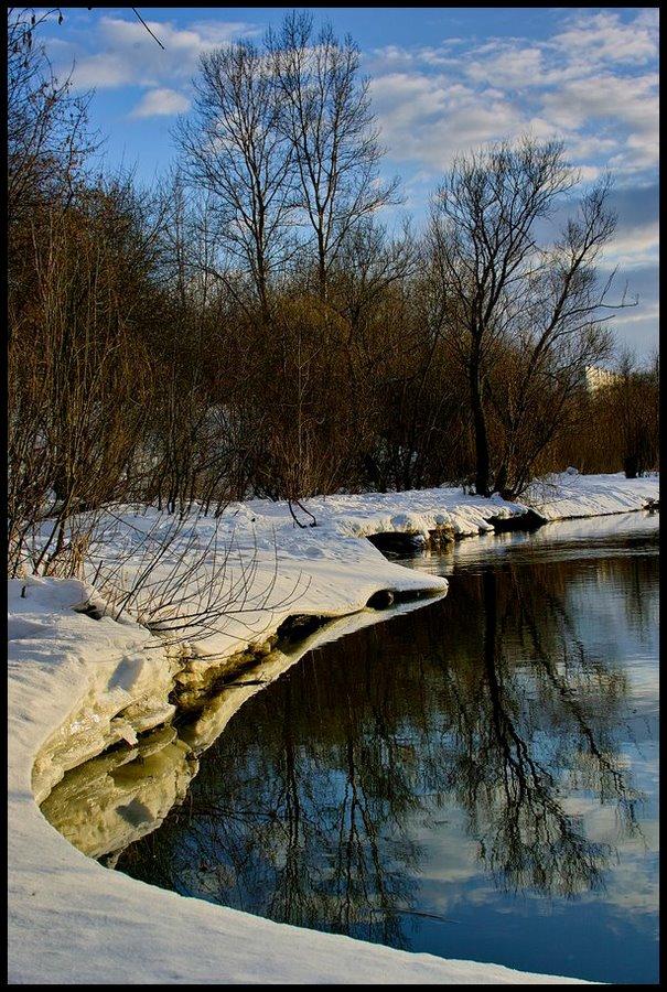"""фото """"март"""" метки: пейзаж, весна"""