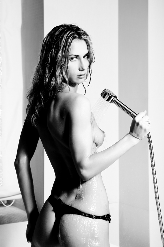 """фото """"shower"""" метки: портрет, ню, женщина"""