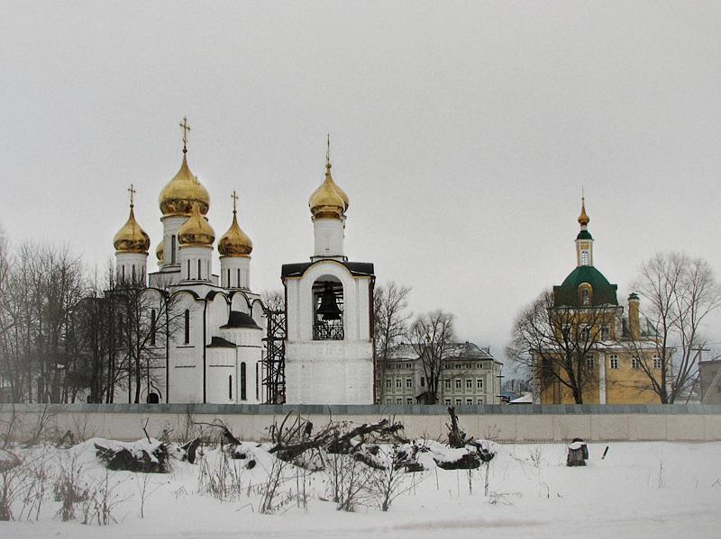 """фото """"Никольский монастырь"""" метки: архитектура, путешествия, пейзаж,"""