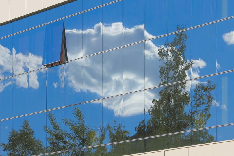 """фото """"Посмотри на небо"""" метки: город,"""