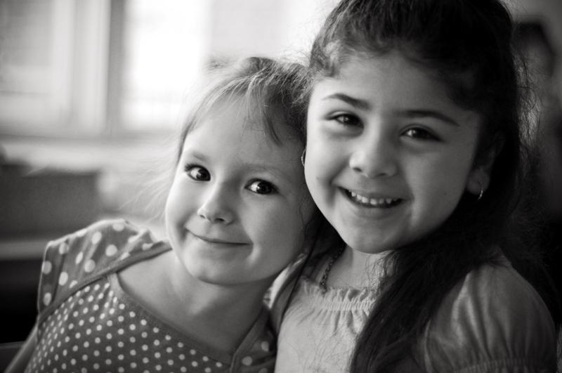 """photo """"***"""" tags: portrait, black&white, children"""