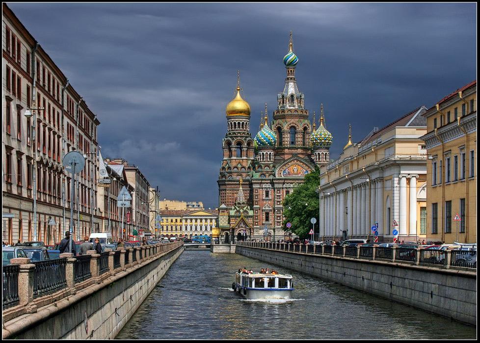 """photo """"St. Petersburg"""" tags: architecture, city, landscape,"""