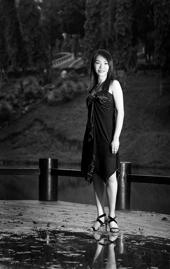 """фото """"Китайская девушка"""" метки: портрет, гламур, женщина"""