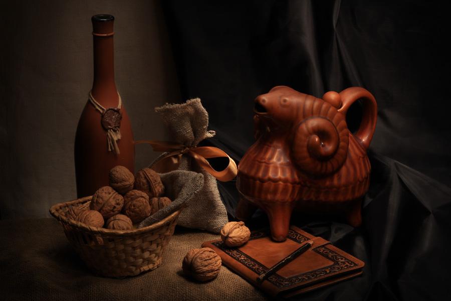 """фото """"Барашек и орешки"""" метки: натюрморт,"""