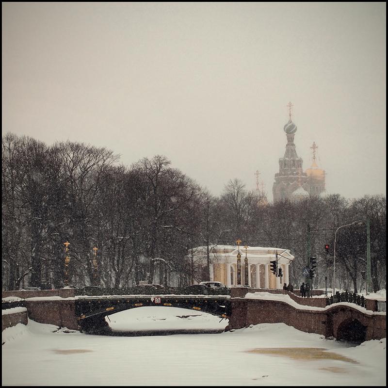 "фото ""В любую погоду..."" метки: архитектура, город, пейзаж,"