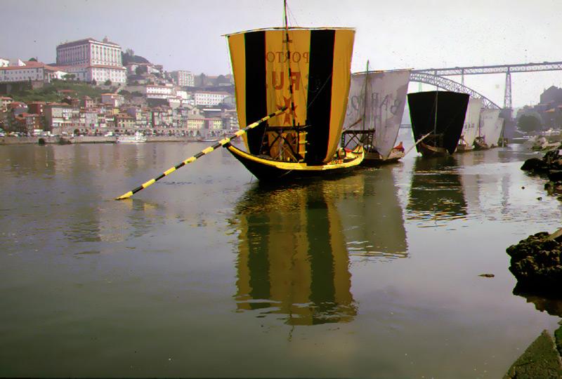"фото ""OPORTO"" метки: пейзаж, панорама, вода"