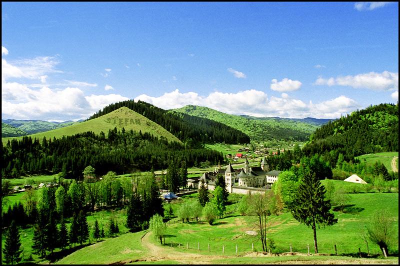 """фото """"Sweet Bucovina / Сладкие Буковине"""" метки: пейзаж, архитектура, горы"""