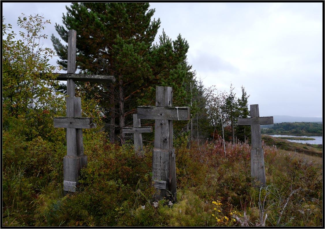 """photo """"crosses"""" tags: genre, landscape,"""