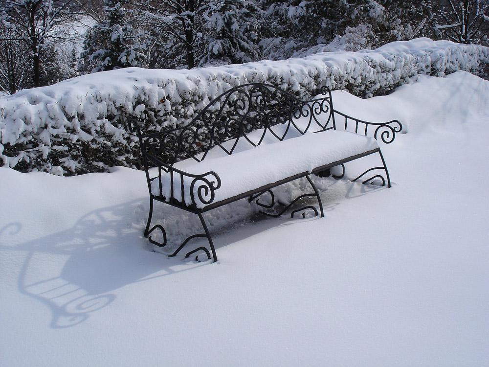 """фото """"В ожидании"""" метки: архитектура, пейзаж, зима"""