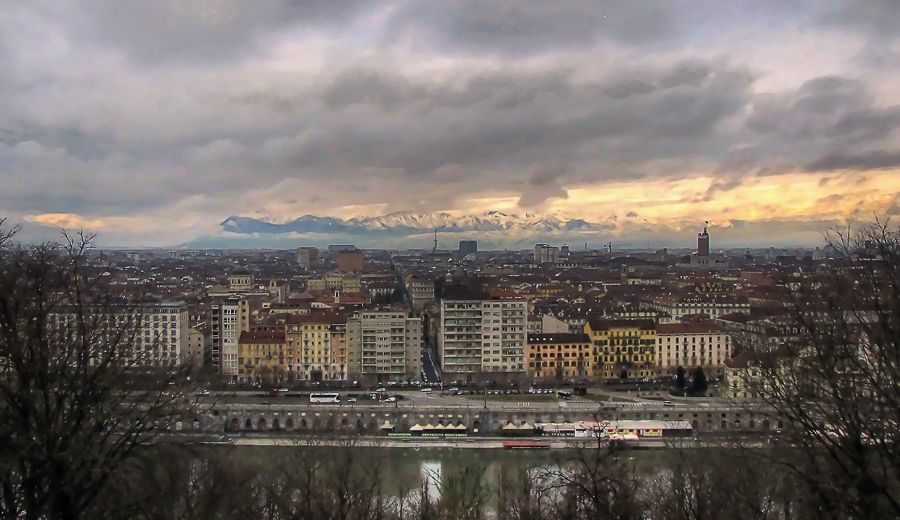 "photo ""Turin"" tags: architecture, travel, landscape, Europe"