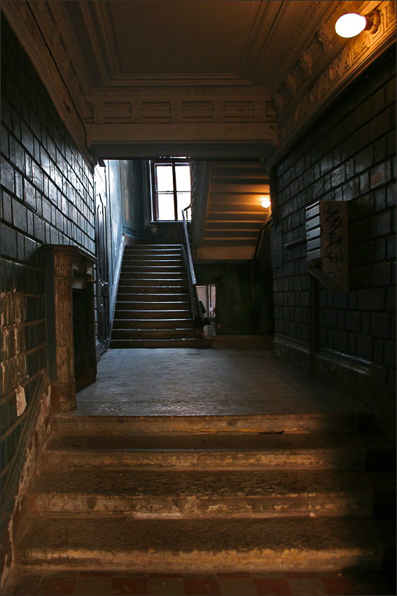 "photo ""old stairs"" tags: interior,"