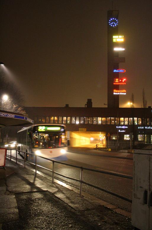 "photo ""Hot Dog. 7.23 a.m."" tags: city, landscape, night"