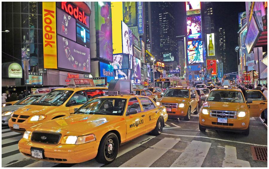 "photo """"Saturday Night Fever"""" tags: city, travel, North America"