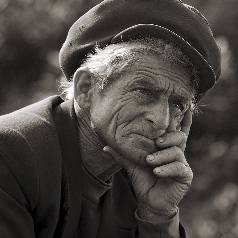 "photo ""***"" tags: portrait, black&white, man"