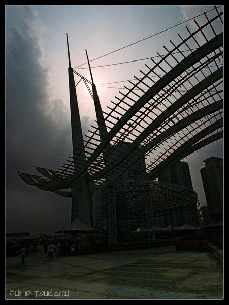 "photo ""Dragon T"" tags: architecture, travel, landscape, Asia"