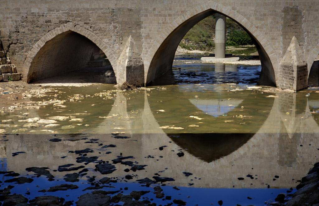 """photo """"Bridge"""" tags: architecture, landscape,"""