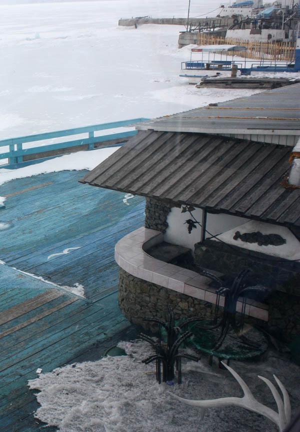 "photo ""Baikal lake"" tags: travel, landscape, winter"