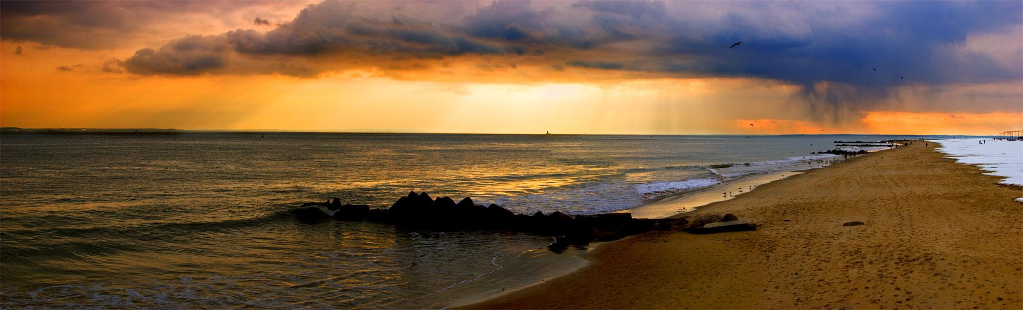 "photo ""***"" tags: panoramic, landscape, sunset"