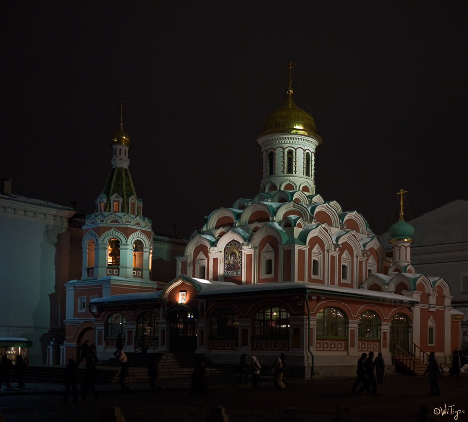 "photo ""Kazan Cathedral 2"" tags: architecture, city, landscape,"