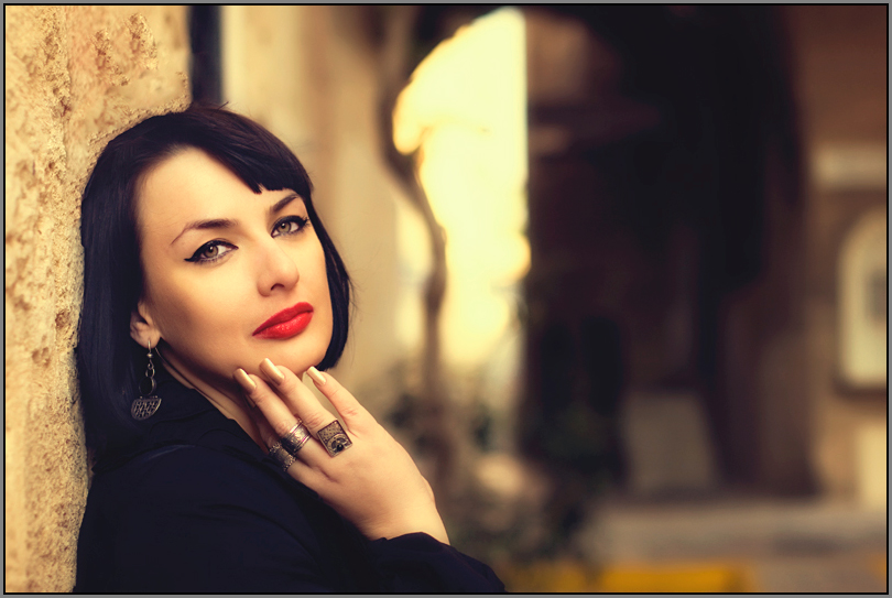 "photo ""Yulia"" tags: portrait, glamour, woman"