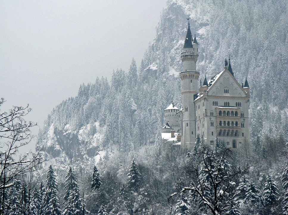 "фото ""***"" метки: архитектура, пейзаж, зима"