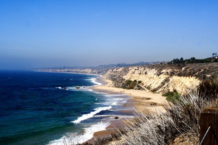 "photo ""Long California Coast"" tags: landscape, travel, North America, water"