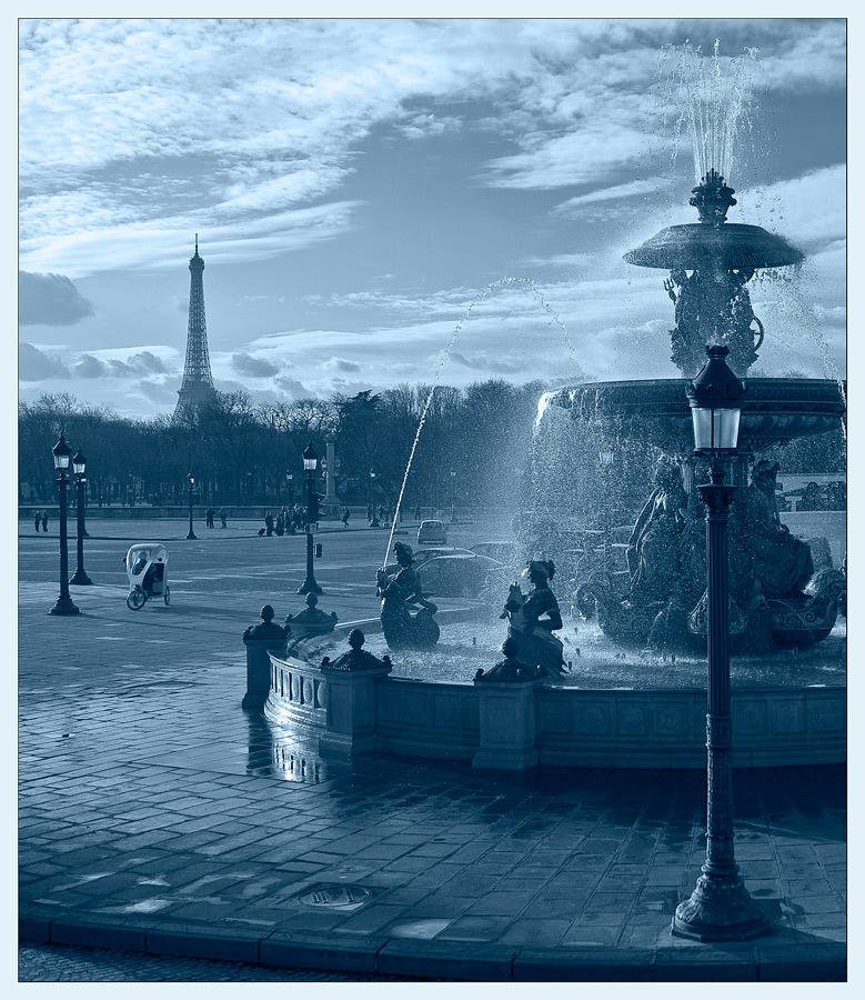 """photo """"Walks across Paris"""" tags: architecture, travel, landscape, Europe"""