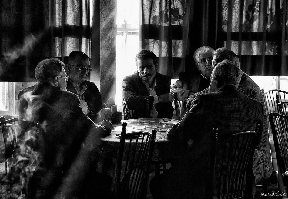 "photo ""Life"" tags: black&white, portrait,"